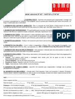 Novo Programa de Célula 117 (Rede Adultos) - 21 07 15 a 27 07 15