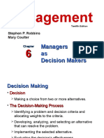 Week 5_chapter 6_decision Making