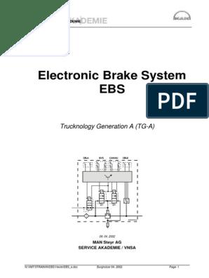 290382089-EBS-e pdf   Anti Lock Braking System   Brake