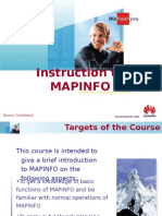 Intruction to use MAPINFO-20031030-B-1.0.ppt