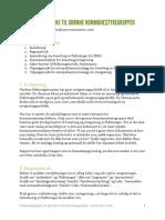 Integreringspakke Til Grønne Kommunestyregrupper