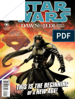 Dawn of the Jedi - Force Storm 1 (2012)