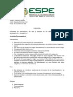Consulta Materiales Ferromagneticos Paramagneticos Diamagneticos
