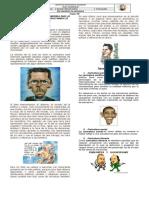 Guía 10 la caricatura 8°