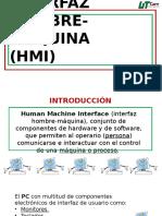 Exposicion de Interfaz HMI 2016