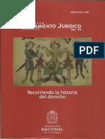 Botero, Andres - Sobre el uso de la bibliografía en la investigación jurídica