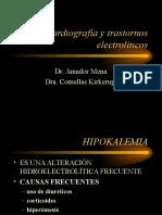 20090313 Electrocardiografia y Trastornos Electroliticos Ekg