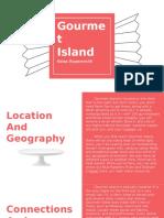 gourmet island
