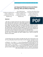 A Review of Design Specifications of Opening in the Web for Simply Supported RC Beamsopenings_in_web_of_rc_beams_amiri_et_al_2011_156