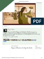 __ Pequeno Glossário Da Cozinha Árabe