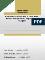 10 Butana LPG