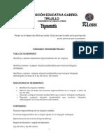 Funciones Trigonometricas II