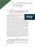 Decreto Organos Directivos Consejeria Educacion Borm 2016