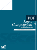 Ley Competencia y Reglamento Oct2015