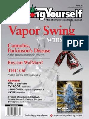 Treating Yourself Magazine #22 | Cannabis