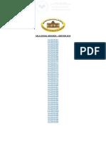 Jurisprudencia autos supremos, TSJ - S Social y Adm II 2016, Bolivia