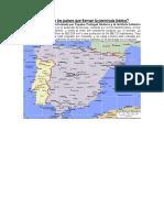 Cuáles Son Los Países Que Forman La Península Ibérica