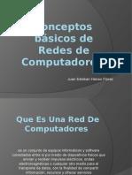 Conceptos Básicos de Redes de Computadores
