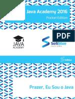 Java Academy - Pocket Edition - Slides