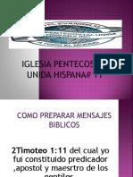 Homiletica (Complete) IEAN JESUS---IPUC