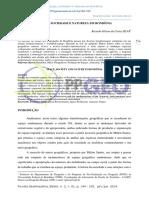 Espaço, Sociedade e Natureza Em Rondônia