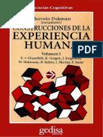 [Marcelo Pakman] Construcciones de La Experiencia Humana, Vol 1