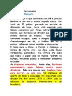 1964 - Um Testemunho, Por Fernao Lara Mesquita