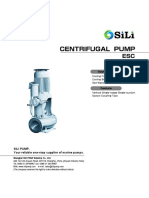 I 8.ESC Vertical Centrifugal Pump CatalougeSILI PUMP 3 Copy