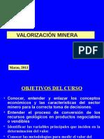 1. Valor de Una Empresa Minera