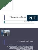 Principales Productos Inorgánicos (1)