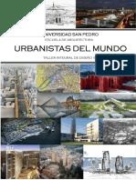 Arquitectos Urbanistas Del Mundo