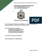 Universidad Nacional Autonoma de Nicaragua Instituto Polécnico de La Salud Dr
