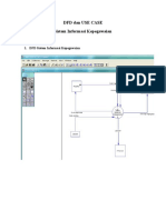 DFD Sistem Informasi Kepegawaian