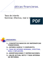 Tasa de Interes Nominal Efectiva Real (2)
