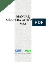 Manual de Máscara Autônoma