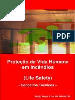 Livro Proteção Da Vida Humana