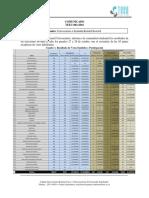 COMUNICADO TEEU-002-2016 - CONVOCATORIA A SEGUNDA RONDA ELECTORAL