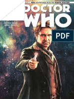 Doctor Who Titan comics Eight Doctor Special