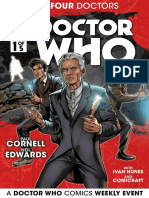 Doctor Who Titan comics Fourth Doctor Special