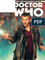 Doctor Who Titan comics Ninth Doctor Special