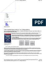 Guide to Embedded System Architecture_Part1