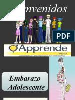 ENFOQUE DE EMBARAZO EN ADOLESCENTES Y PREVENCIÓN DE ITS - Parte 1