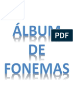 Album de Fonemas