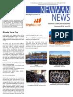 Newman News November 2016 Edition