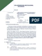 Proyecto de Aprendizaje Institucional Integrado II (1)