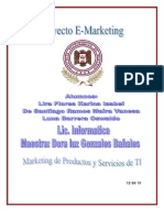 Proyecto E-marketing Karina Lira Flores