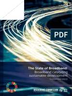 ITU - The State of Broadband - Broadband Catalyzing Sustainable Development - Sept 2016