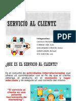 Servicio Al Cliente v.1