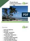 GVI Punta Gruesa - End of Phase Presentation - Results April-June