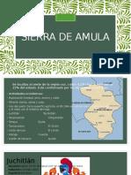 Sierra de Amula